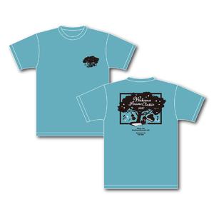 「Wakana Anime Classic 2021」Tシャツ・ラグーンブルー