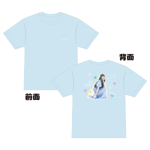 生誕Tシャツ2021(ライトブルー)