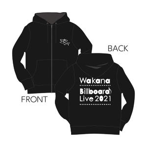 『Wakana Billboard Live 2021』パーカー
