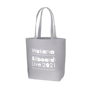 『Wakana Billboard Live 2021』トートバッグ