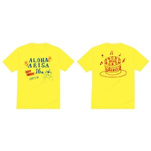 生誕祭Tシャツ2017(イラストver.)