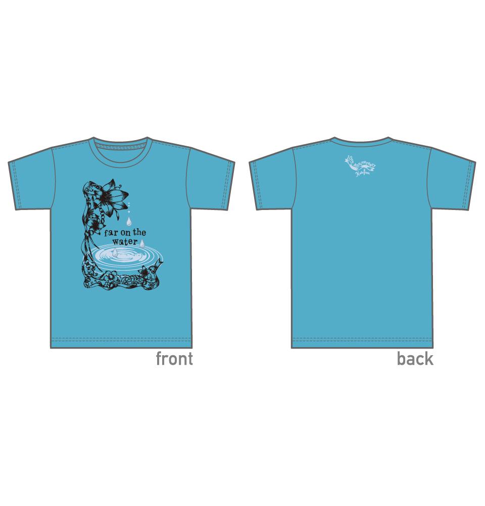 「Kalafina 10th Anniversary LIVE 2018」10thメモリアルTシャツ(far on the water)