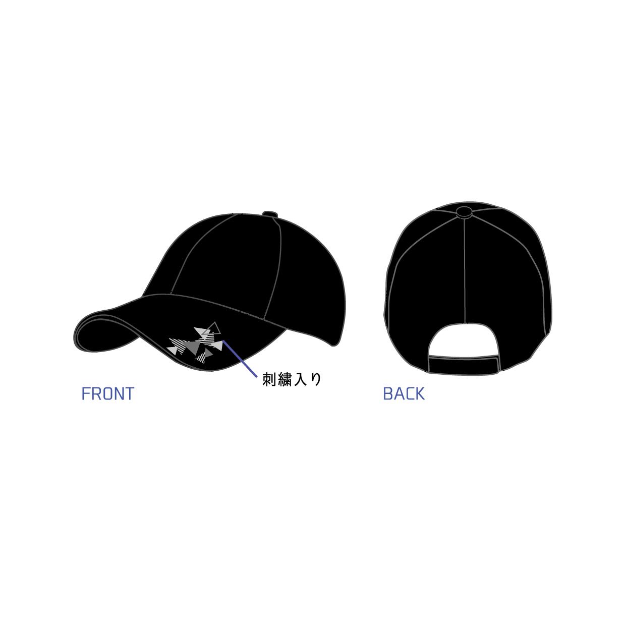 "「""Hikaru""Birthday EVENT 2018」キャップ"
