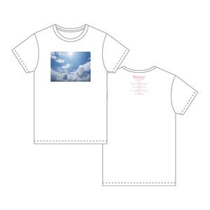 「Wakana Live Tour 2018」Tシャツ・白 「太陽が眩しい青空」