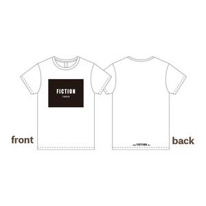 Fiction やねん! Tシャツ・ホワイト