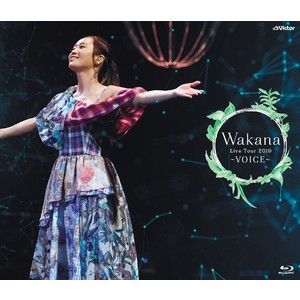【Blu-ray】Wakana Live Tour 2019 ~VOICE~ at 中野サンプラザ 「Botanical Land」スペシャルパッケージ