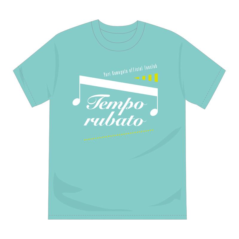「Tempo rubato」Tシャツ