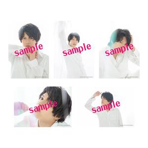 「TSUBASA SAKIYAMA PREMIUM LIVE 2019  -Flow*er-」ブロマイドセットA