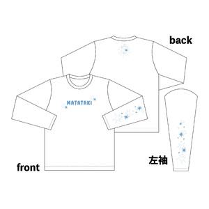 「Wakana Winter Special Live 2019 ~瞬き~」MATATAKIロングスリーブシャツ