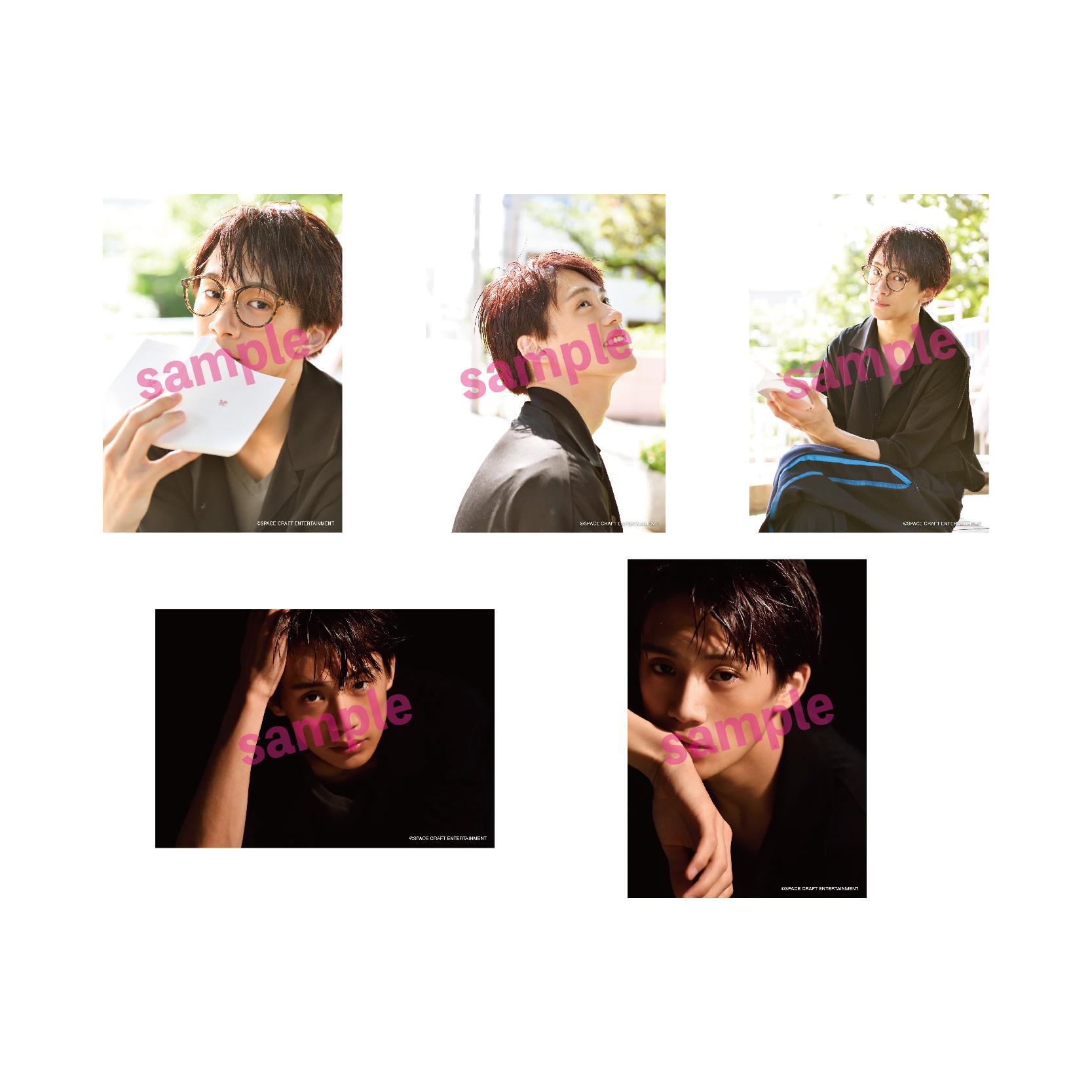「前川優希22nd Birthday Event」ブロマイドセットC
