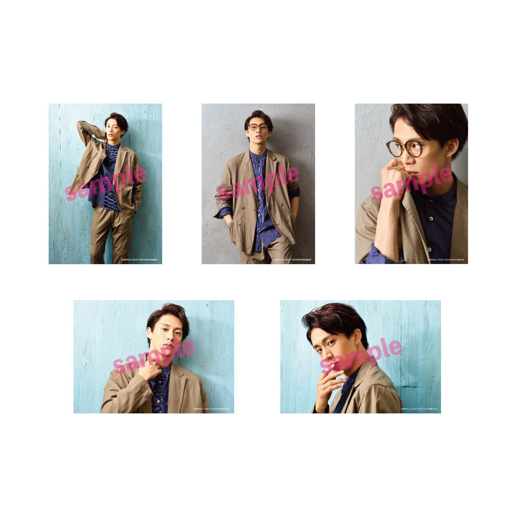 「前川優希22nd Birthday Event」ブロマイドセットB