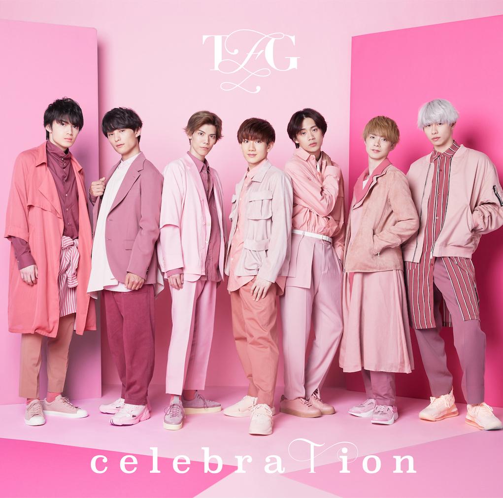1stアルバム『celebraTion』【初回限定盤B】
