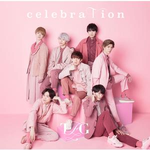 1stアルバム『celebraTion』【通常盤】