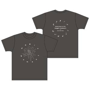 「Wakana Spring Live 2020 ~magic moment~」Tシャツ ブラック