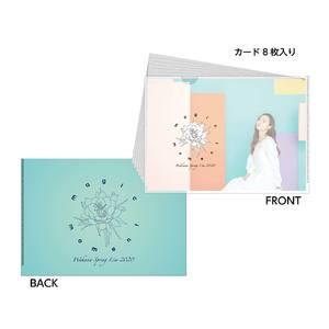 「Wakana Spring Live 2020 ~magic moment~」クリアファイル付カード型パンフレット