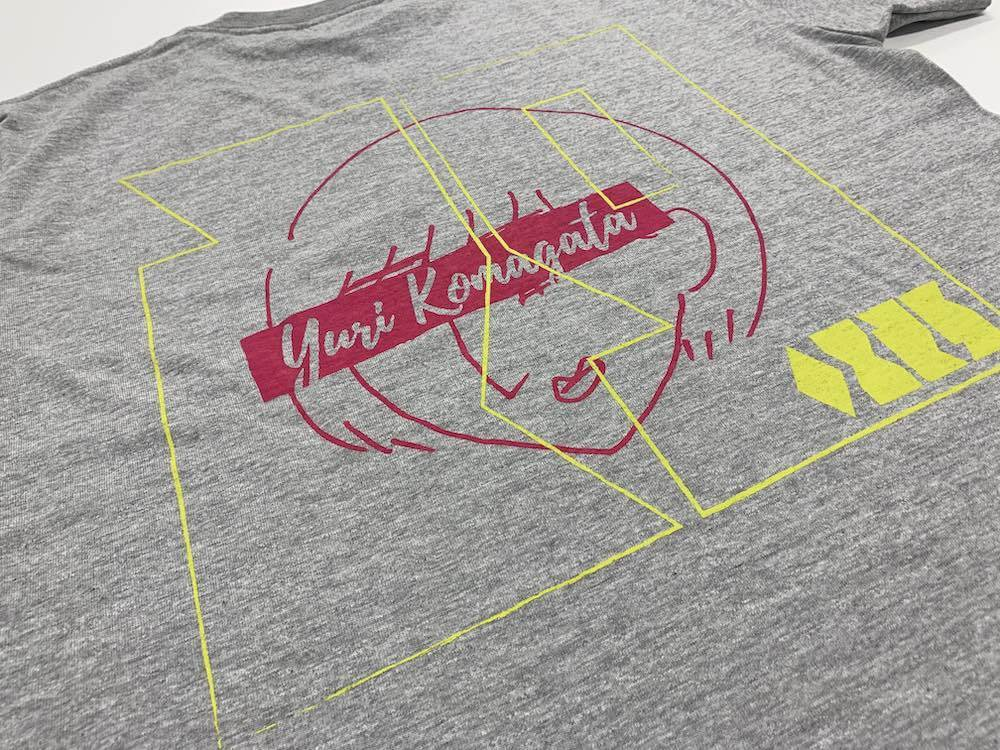 「29th Birthday」Tシャツ(特製ブロマイド付)