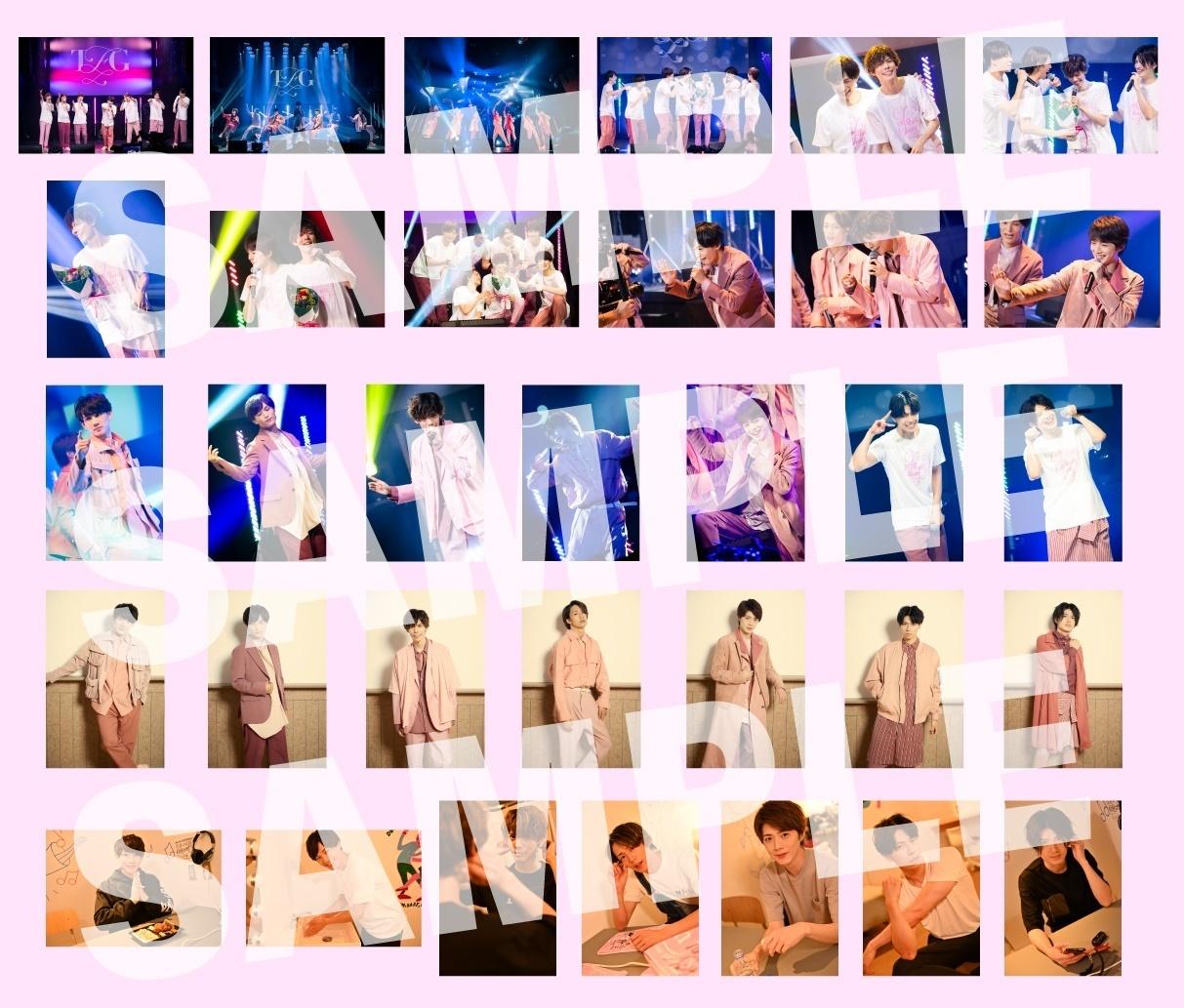 TFG Special Live 2020 - celebraTion- ソロブロマイド<L版サイズ3枚セット>