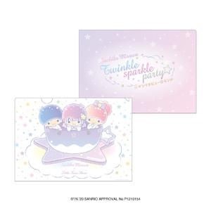 「三澤紗千香×Little Twin Stars」クリアファイル