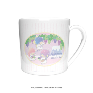 「三澤紗千香×Little Twin Stars」マグカップ