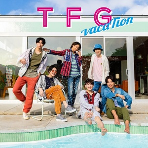 【FC限定】【初回限定盤】TFG 2ndアルバム「vacaTion」