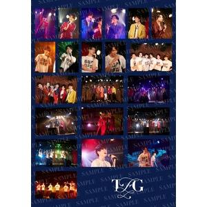 『TFG Online Live 2021』ブロマイド<ランダム3枚セット>
