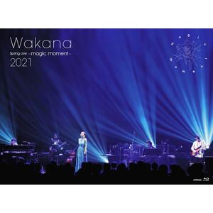 <通常盤>Blu-ray『Wakana Spring Live ~magic moment~ 2021』