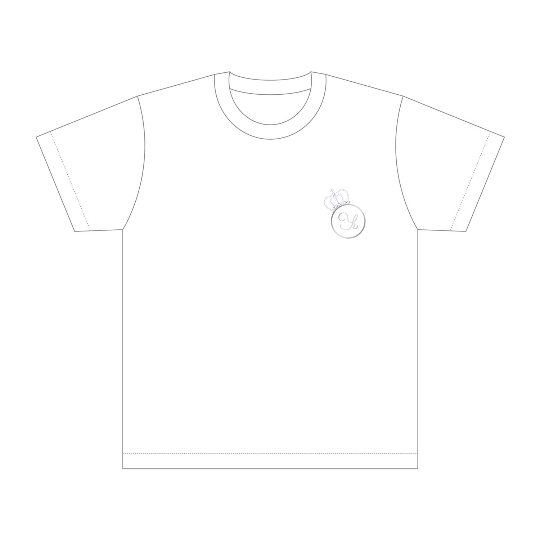【一般】生誕Tシャツ(21歳ver.) ホワイト